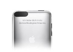 Apple iPod Engraving